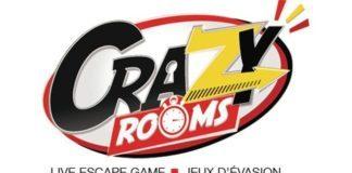 Escape Game Crazy Rooms - Logo
