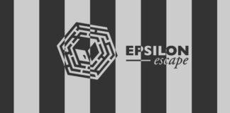 Epsilon escape game paris - logo