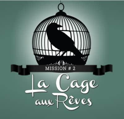 La grande évasion - la Cage aux rêves