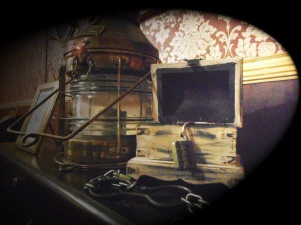 Live Escape Grenoble - fantome du Titanic 2