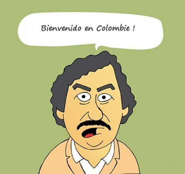 Only The Brain - Bienvenido en colombie