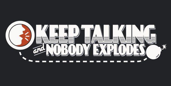 keep Talking and Nobody explodes 1