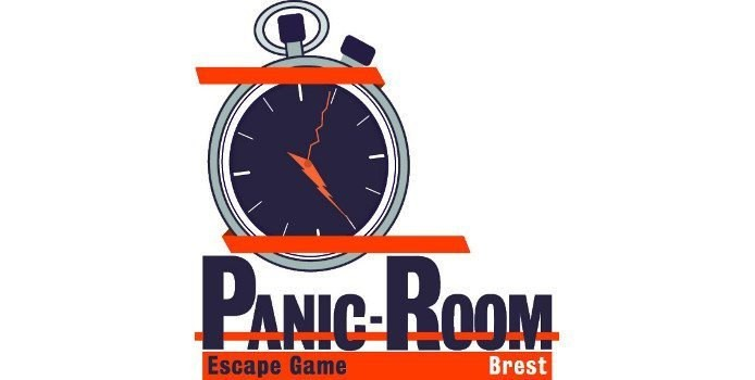 Panic Room escape game brest - logo