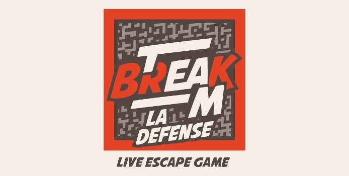 Team Break Escape Game la defense - logo