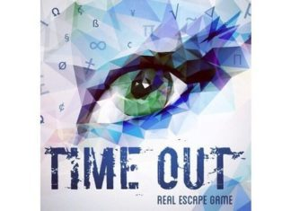 Time Out Escape Game Marseille - logo