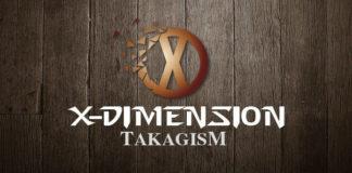 X dimension Escape Game Paris - logo
