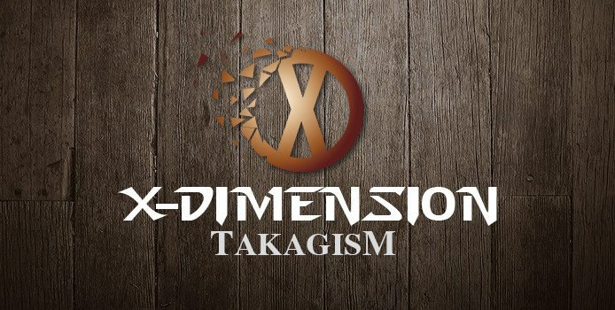 X dimension Escape Game Paris - logo