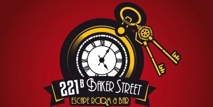 221b baker street Escape Game Dijon- logo