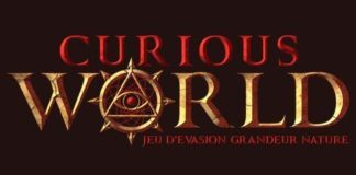 Curious world Escape Game Cannes - logo