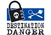 Destination Danger Escape Game Paris - logo