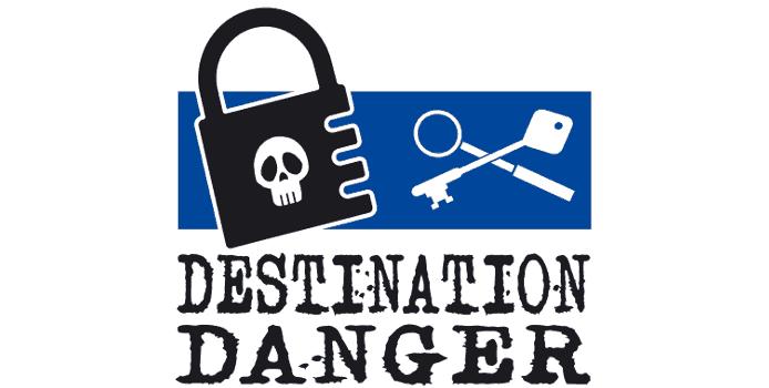 Destination Danger Escape Game Paris - logo