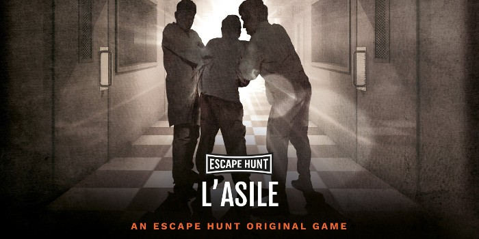 Escape Hunt Clermont Ferrand - asile