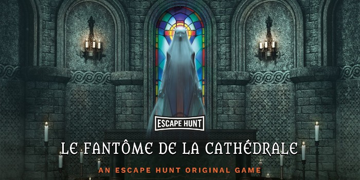 Escape Hunt clermont - fantome de la cathedrale