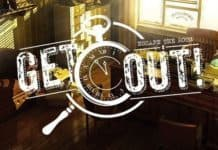 Get Out Escape Game - logo