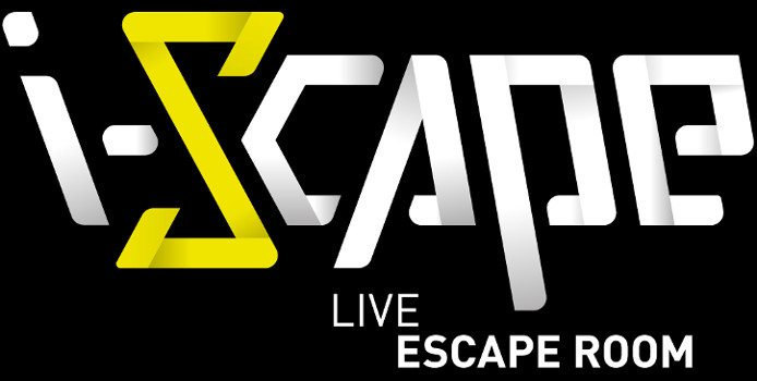 I Scape Logo Escape Game Lyon