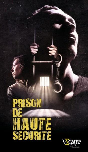 I-scape - Prison
