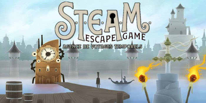 Steam escape