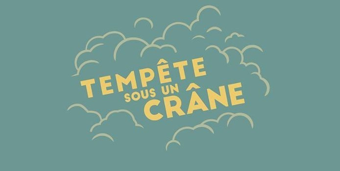 Tempete sous un crane - logo Escape Game Paris