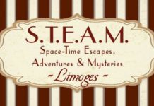 steam escape game limoges - logo