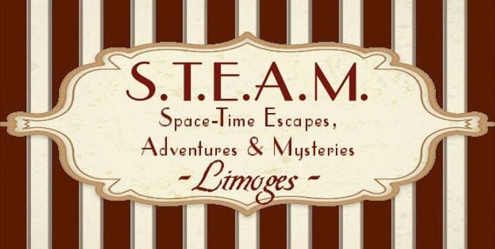 steam escape game limoges - logo