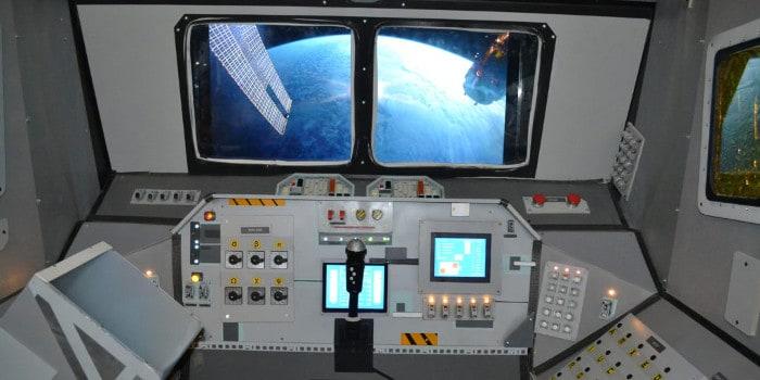 Arcanium - mission spatiale