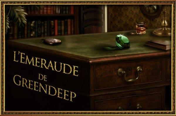 Break Out - Emeraude de Greendeep