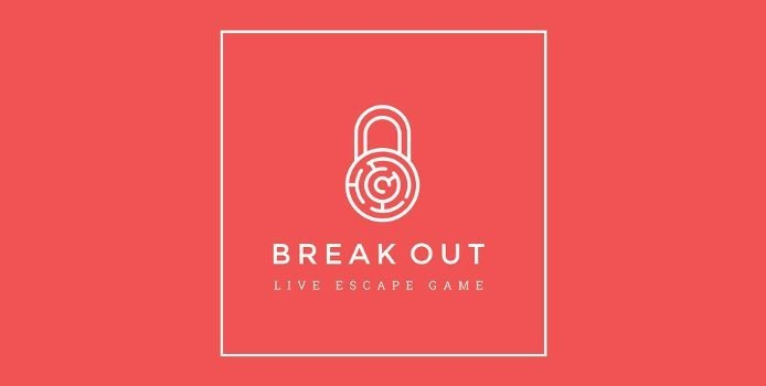 Break Out Escape Game - logo