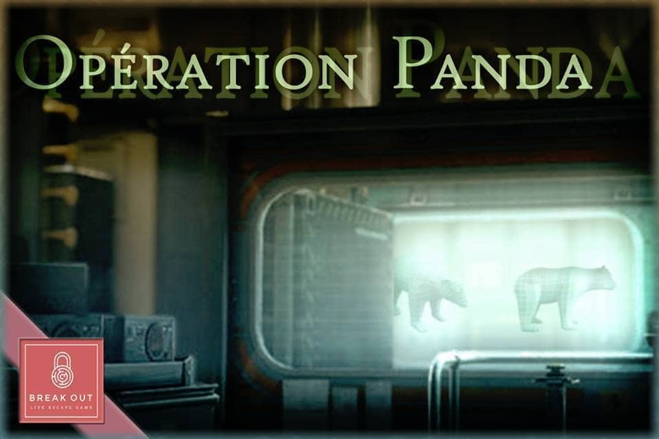 Image result for Operation Panda escape game