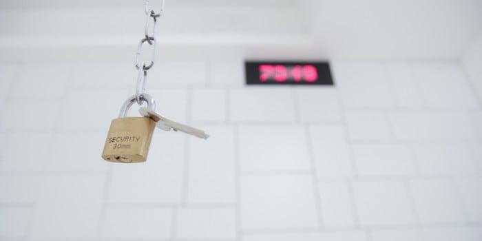 Locked Up - White Room