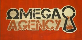 Omega Agency Escape Game lille - logo