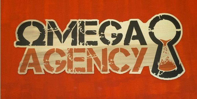 Omega Agency Escape Game lille - logo