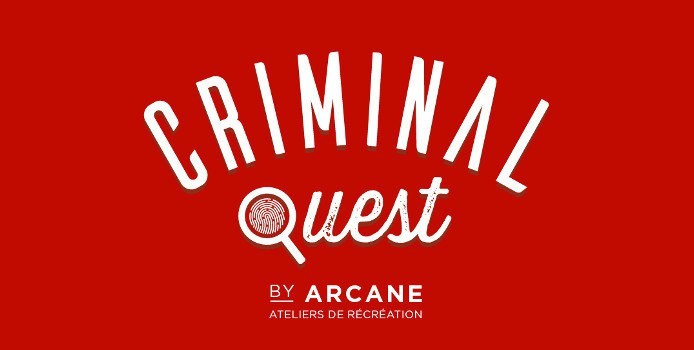 Criminal Quest logo