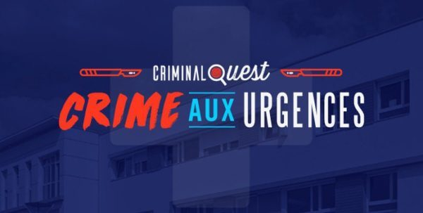 Criminal quest - crime aux urgences