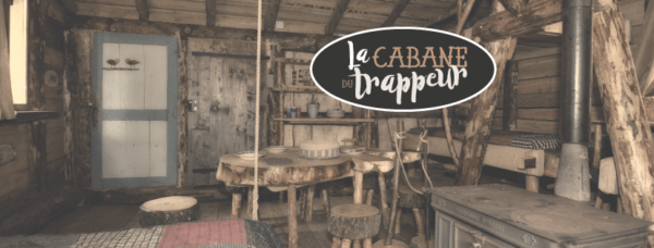 Inside Escape Game - cabane trappeur