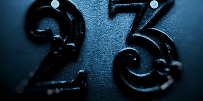La porte secrète - porte 23