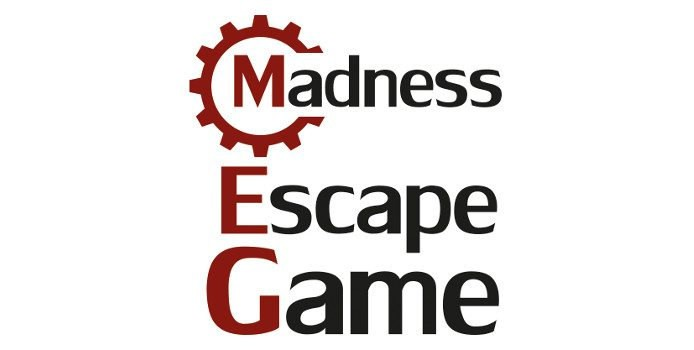 Madness Escape Game pau - logo
