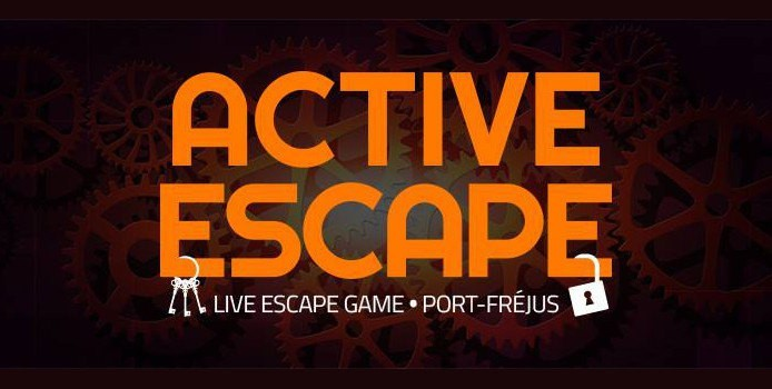 active escape game frejus - logo