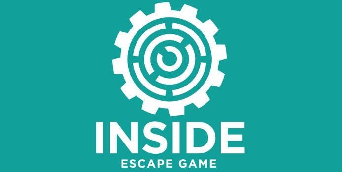 inside escape game - logo