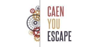 Caen you escape game - logo