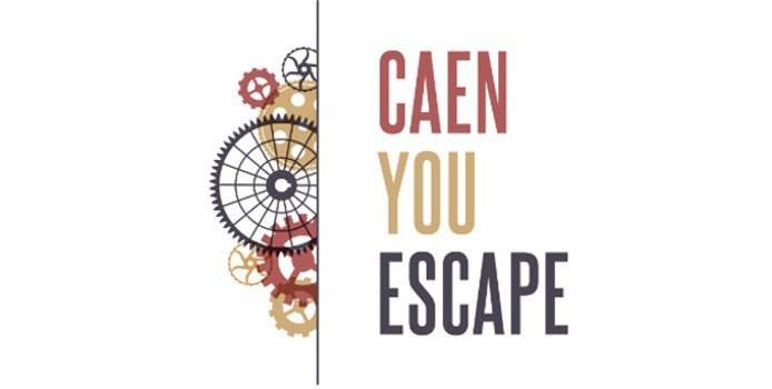 Caen you escape - logo