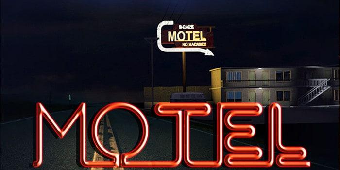 S-cape - motel