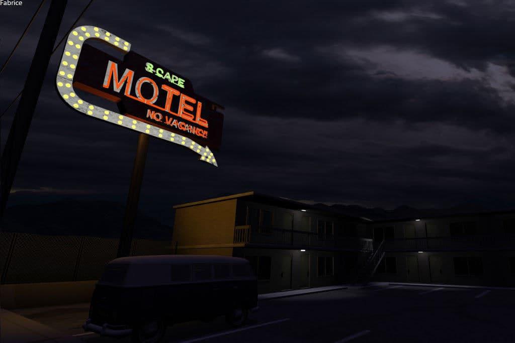 S-cape Game Saint Etienne - motel