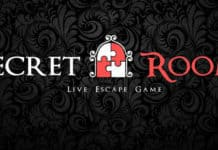 Secret Room escape annecy - logo