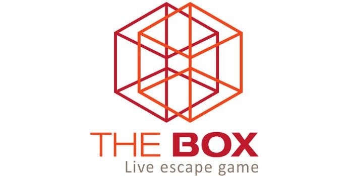The Box escape game metz - logo