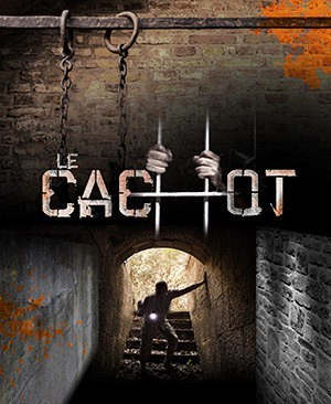 The Great Escape Game montpellier - le cachot