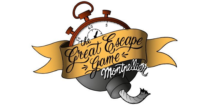 The Great Escape Game montpellier - logo