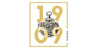 1909 Escape Game saint etienne - logo