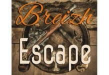 Breizh Escape game saint malo - logo