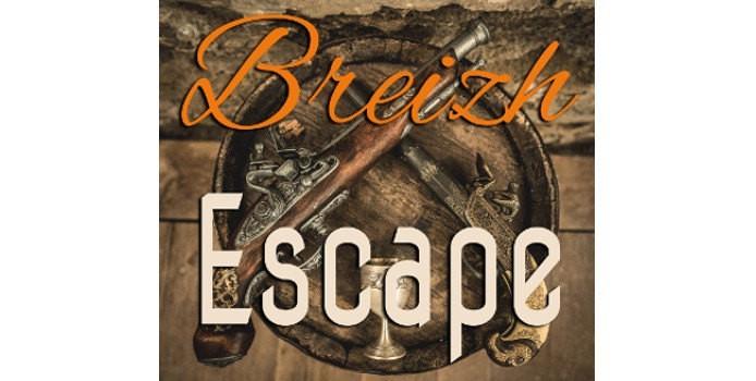 Breizh Escape game saint malo - logo
