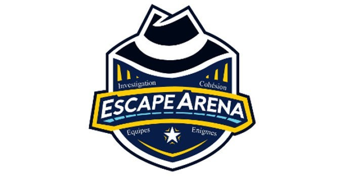 Escape Arena game grenoble - logo